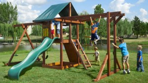 Are Plastic Swing Sets the Most Affordable Type to Buy?
