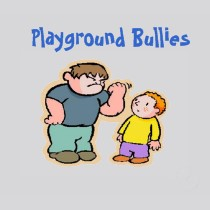 prevent bullying on the playground