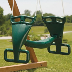 swings for two kids