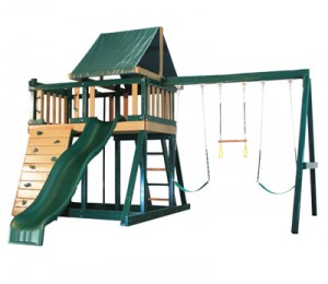 Are Plastic Swing Sets The Most Affordable Type To Buy