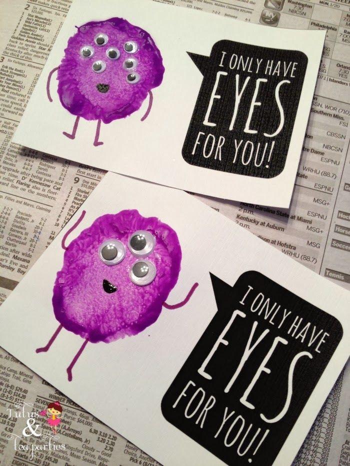 Cool, Crafty, DIY Valentine Ideas for Kids