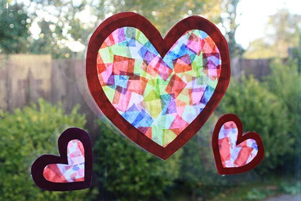 ideas forvalentines crafts for kids