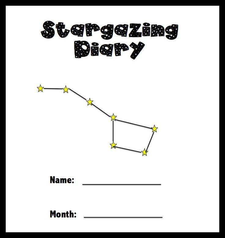 stargazing diary
