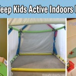 ideas to keep kids active during the winter