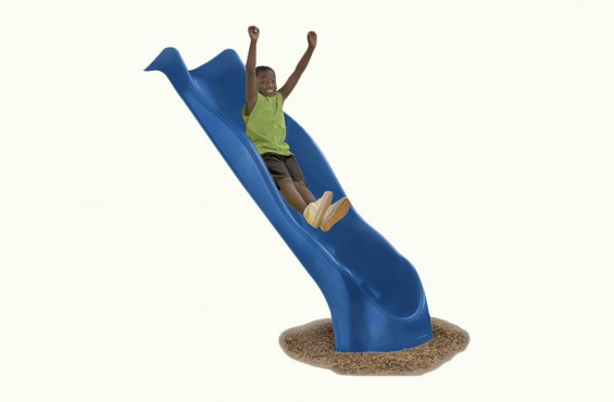 Blue Speedwave 8ft. Slide