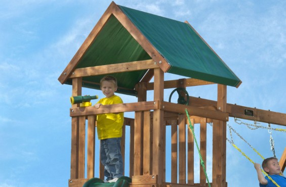 The canopy will provide a shaded play area for children to play fort and share the most imaginative journey's with their friends.