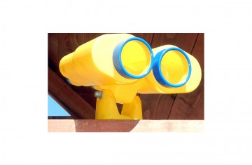 Kids binoculars for play sets