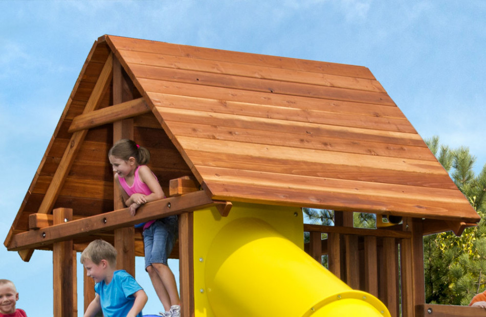 Build your own swing set online single tower designer for Build your own wooden playset