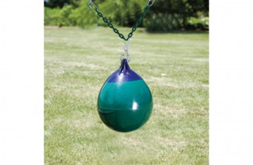 Buoy ball swing for play sets