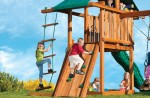 With each step, your child's imagination will climb to new heights!