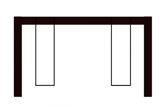 2 Position Swing Beam