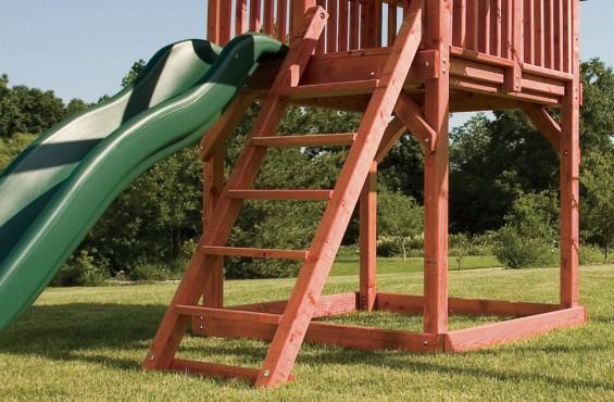 Build Your Own Swing Set Online Single Tower Designer