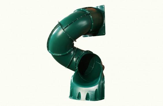 Green 5ft. Tube Slide