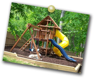 Design your own swing set online swing set designer for Design your own playground online