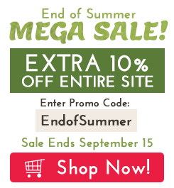 Get an extra 10% off the entire site.