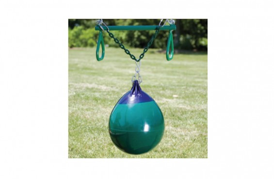 We have a 3 year warranty on our buoy ball to protect against damage.