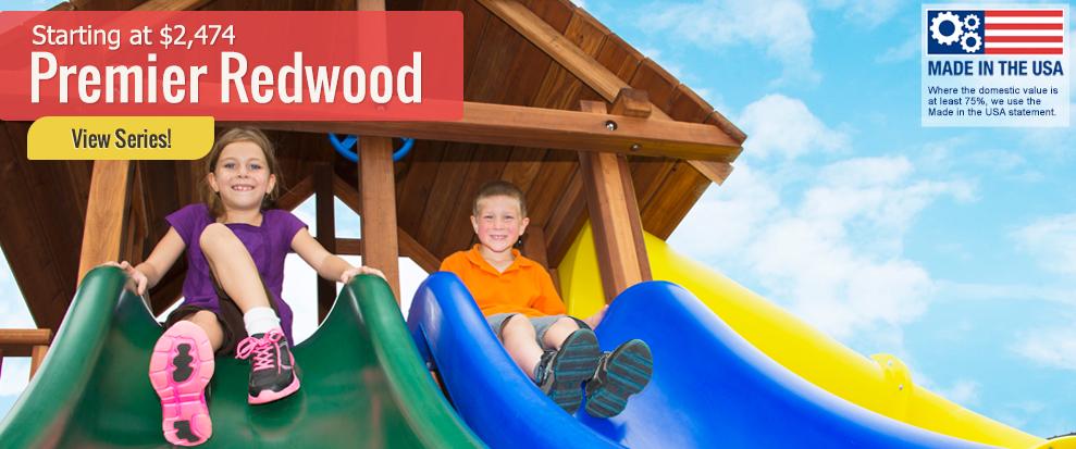 Premier redwood series
